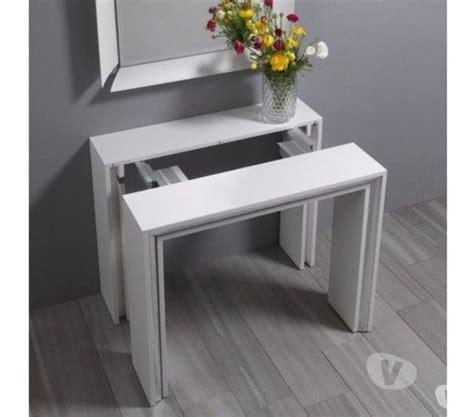 tavolo usato roma tavolo consolle a roma allungabile marvel in vendita roma