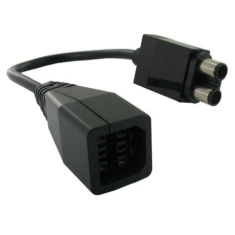 Kabel Converter Adaptor Xbox Slim Terbatas stroom adapter converter kabel xbox 360 naar xbox one yagoda nl