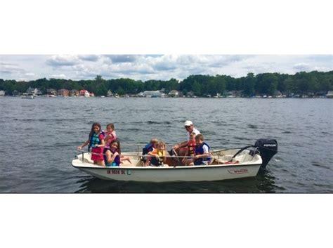 boston whaler boats for sale indiana boston whaler 13 boats for sale in indiana