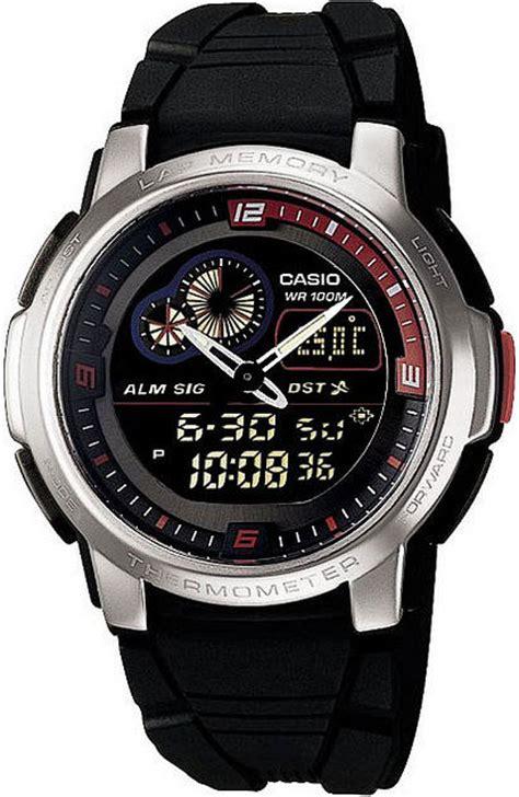 s casio aqf 102w 1bv thermometer