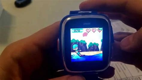 Vtech Kidizoom Smartwatch DX Review   YouTube