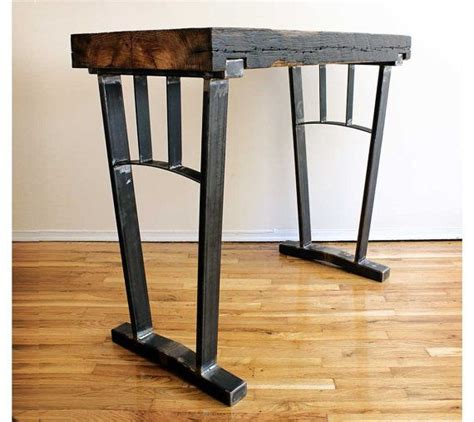 Reclaimed Wood Bar Table Reclaimed Wood Bar Height Table Woodworking Projects Plans