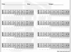 Blank chord tabs for all instruments G Sharp Minor Chord Piano