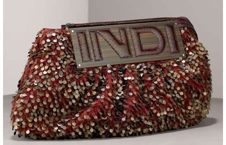 Fendi To You Embellished Convertible Bag by Fendi Presents To You Embellished Convertible Bag