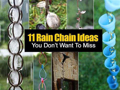 tutorial dance miss a i dont need a man 11 rain chain ideas tutorials you don t want to miss