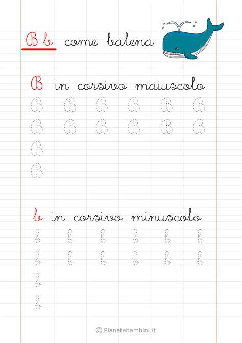 lettere in corsivo da copiare schede di pregrafismo delle lettere dell alfabeto da
