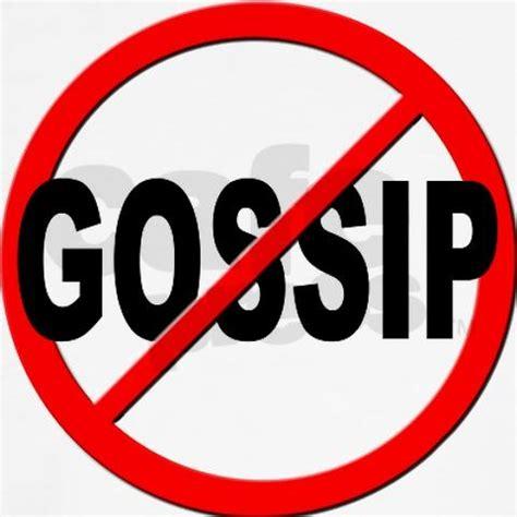 free gossip v no gossip clipart collection