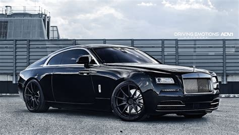 Gallery S Black On Black Rolls Royce Wraith