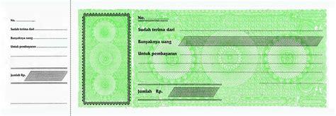 Contoh Kuitansi Dengan Logo by Kwitansi Nota Dan Faktur Ini Gunanya Dalam Usaha