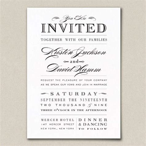 How To Determine Wording Of Wedding Invitations by Wedding Invitation Templates And Wording Fresh