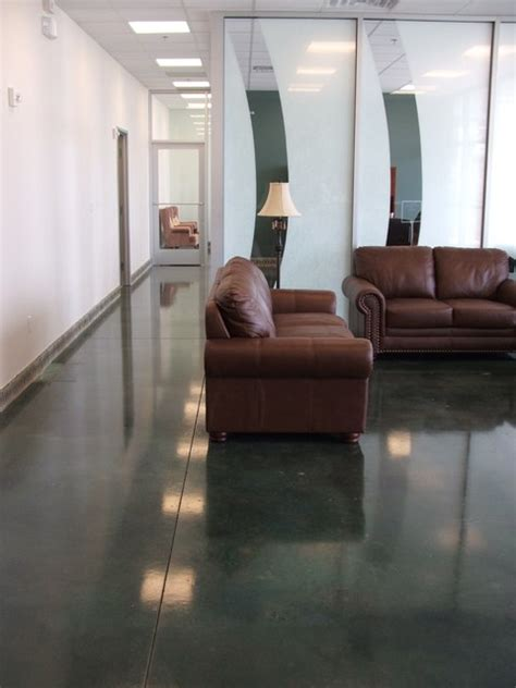 concrete floors modern flooring dallas by concreteideas