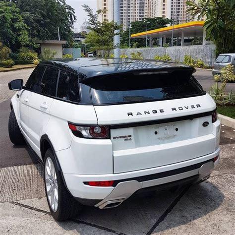 Range Rover Evoque 2 0 At range rover evoque 2 0 at 2013 mobilbekas