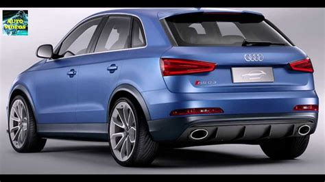 Audi Q3 Youtube by Audi Q3 2014 Modelle Youtube