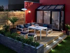 image de terrasse en bois pourquoi pas am 233 nager une terrasse blueseeds