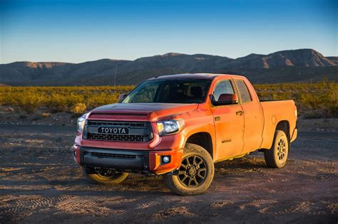 Toyota Tundra Trd Pro Price 2015my Toyota Tundra Trd Pro Priced From 41 285 Speed Carz