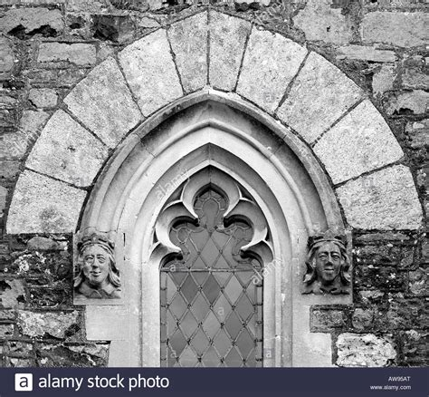 architectural detail up of a arched church window with stock photo 16506575 alamy