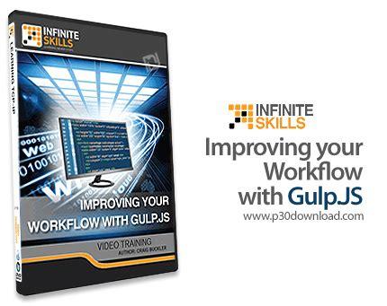 gulp workflow infinite skills improving your workflow with gulp js a2z