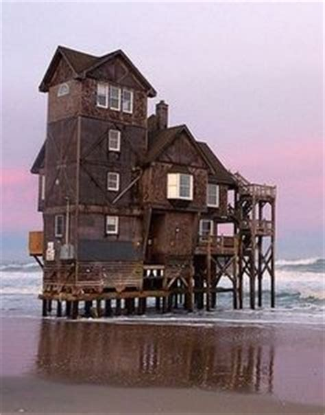house built on sand beach houses pilings on pinterest house on stilts house plans and beach houses