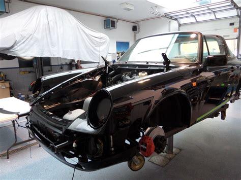 Porsche Targa Oldtimer by Porsche 911 Targa Oldtimer Restauration