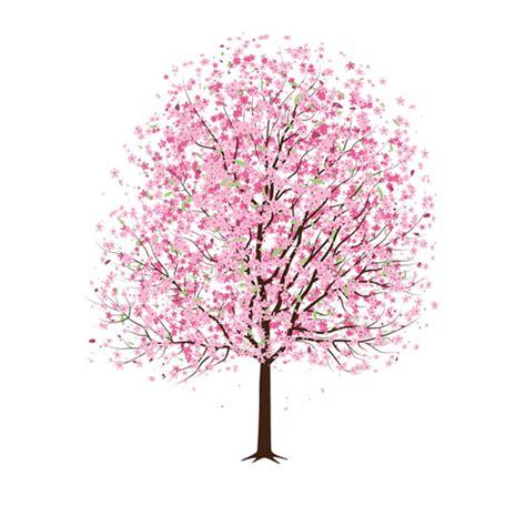 cherry tree design pink cherry blossom tree vector dragonartz designs we