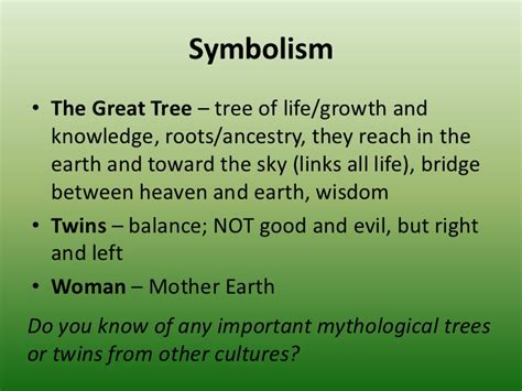 what does the sycamore tree symbolize ehow what does a tree symbolize world on the turtle s back