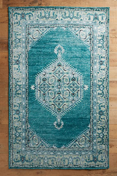 Anthropologie Kitchen Rug Overdyed Naima Rug Anthropologie