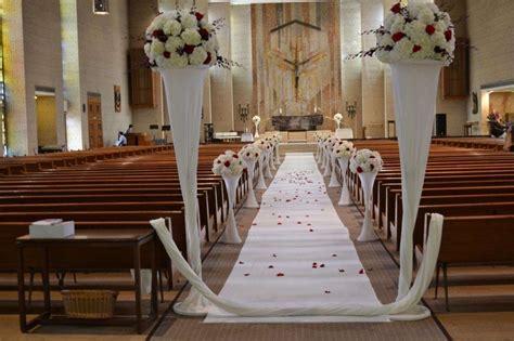 Church Pew Home Decor Simple Church Decorations For Wedding