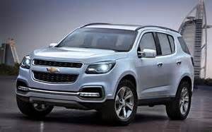 new chevy suv gallery