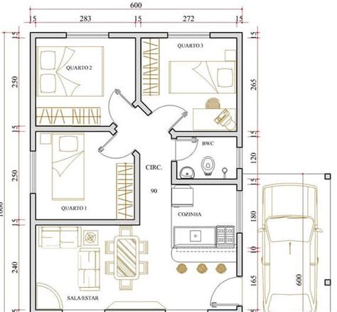 desenhar plantas de casas planta de casa pequena 6 projetos de casas gr 225 tis plantas casa piscina bangal 244