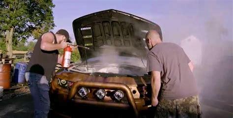 hauk camaro road hauks the copper camaro ss moonshiner s edition