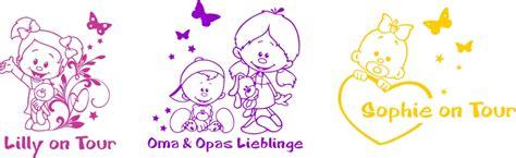 Aufkleber Kindernamen by Babyaufkleber Kinderaufkleber Namenaufkleber