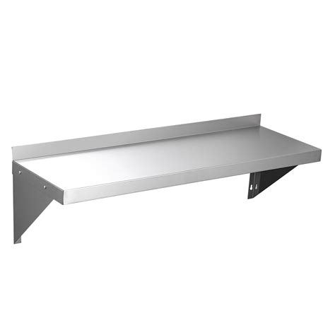stainless steel wall shelving commercial kitchen restaurant stainless steel wall shelf