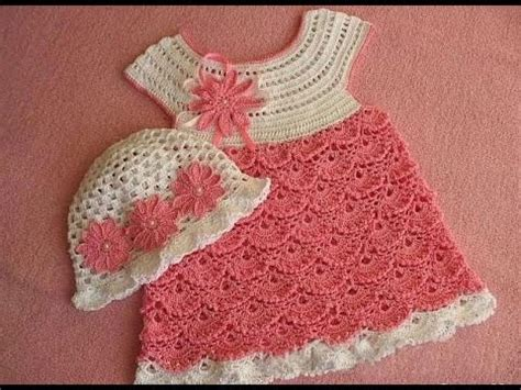 crochet baby dress pattern youtube learn how to crochet strawberry shortcake baby dress 18