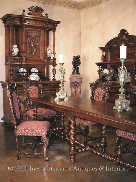 antique and vintage dining room chairs home design ideas 17 best images about renaissance revival on pinterest