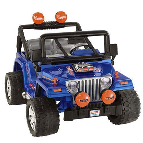 power wheels jeep wrangler object moved
