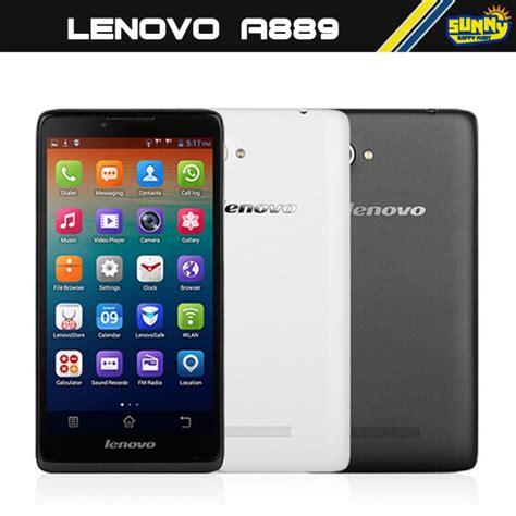 Touchscreen Lenovo A889 Fleksibel Lurus Original lenovo a889 original 6 mtk6582 cellphone 1gb ram 8gb rom android 4 2 phone 8 0mp
