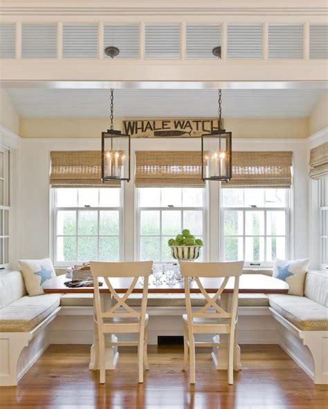 cottage breakfast nook cottage kitchen design