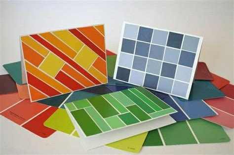 47 best images about paint sle card on