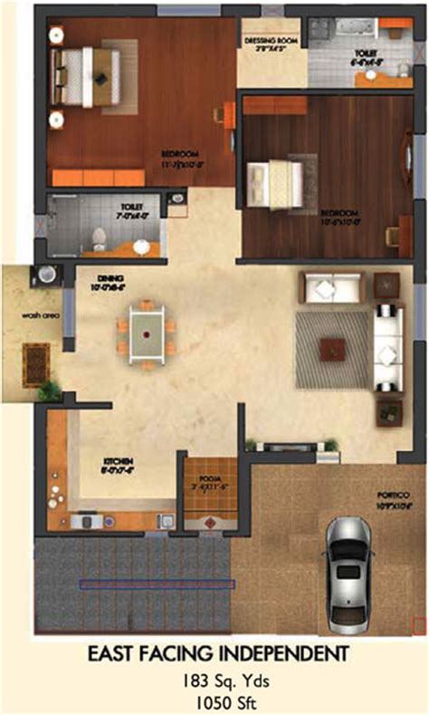 house plans east facing house plans in hyderabad east facing house design ideas