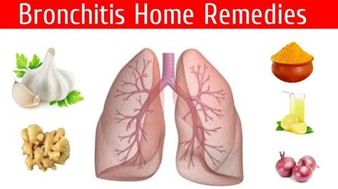 bronchitis top effective home remedies and cures