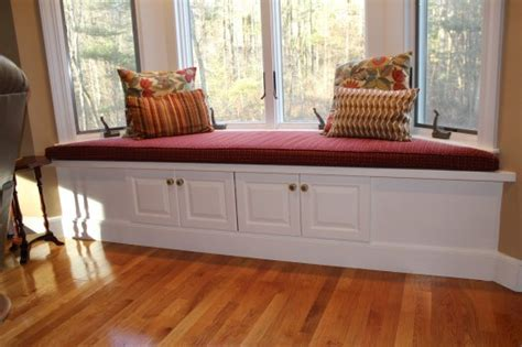 bench seat window woodwork custom made window bench cushions plans pdf
