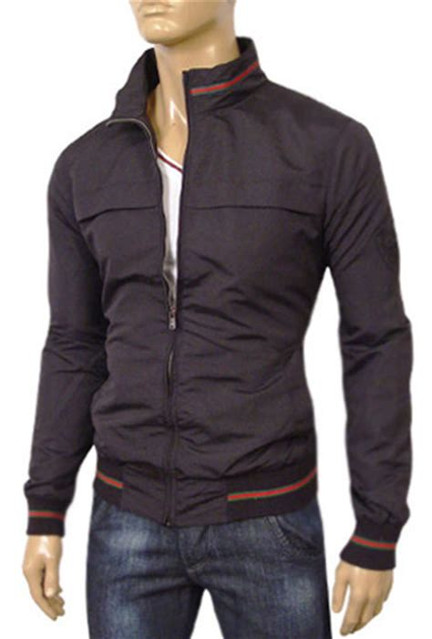 light spring jacket mens mens designer clothes gucci mens zip up spring jacket