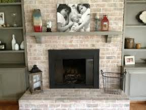 how to paint a brick fireplace how to paint a brick fireplace infarrantly creative
