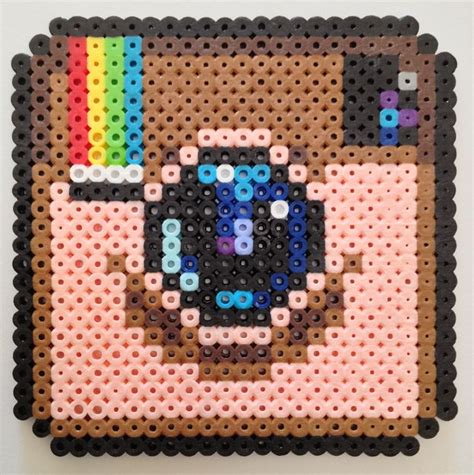 easy perler bead ideas instagram design easy to follow perler perler