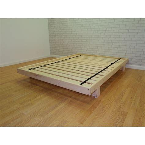 bed base frame matsu futon bed base