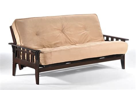 Futon Kingston by And Day Kingston Futon Frame Beyond Stores