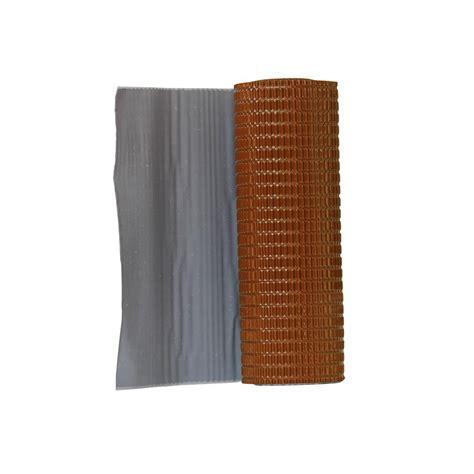 onduline 11 75 in x 98 in terracotta aluminum