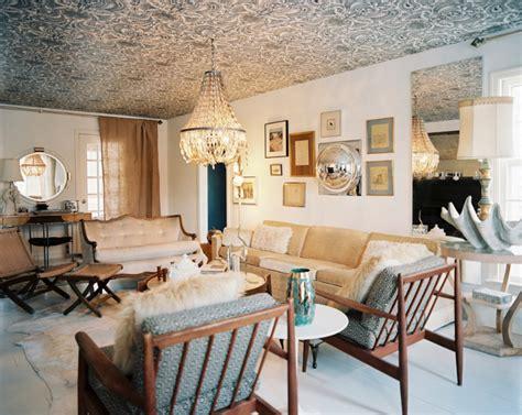 wohnzimmer vintage stil einrichtungsideen vintage provence und shabby chic im