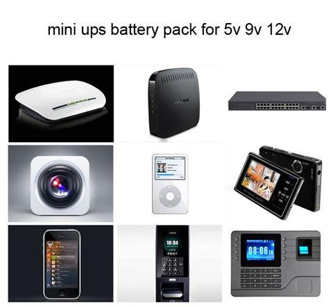 portable battery pack for lights 12 volt power bank mini battery pack for led light