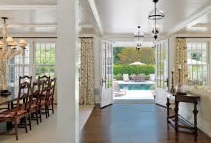classic nantucket shingled house home bunch